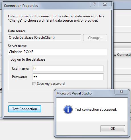 Installing Oracle XE on Windows 7 64 bits - ETL/BI Blogger